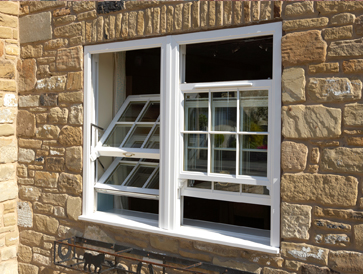 uPVC sliding sash windows cardiff
